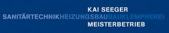 KAI SEEGER  | Sanitärtechnik